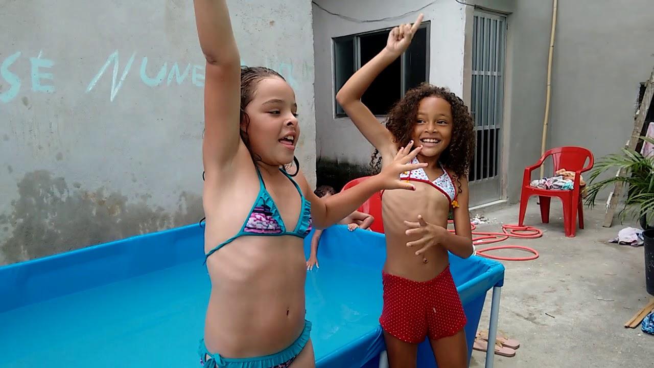 Desafio da piscina - YouTube