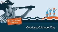 Goodbye, Columbus Day