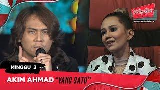 Download lagu Yang Satu - Akim Ahmad l Minggu 3   Mentor Milenia 2019