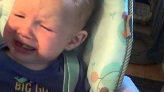 baby led weaning blw reactions from a 6 month old