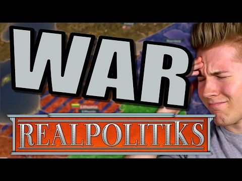 MODERN DAY GRAND STRATEGY GAME?! | Realpolitiks Gameplay: Russia [Let's Play Realpolitiks] Part 6