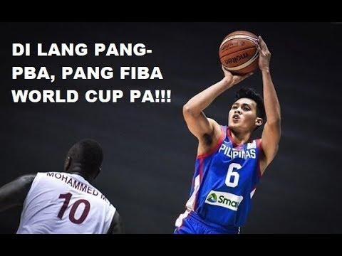 Scottie Thompson  Gilas Pilipinas FIBA FULL HIGHLIGHTS  September 2018