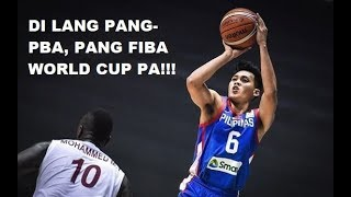 Scottie Thompson | Gilas Pilipinas FIBA FULL HIGHLIGHTS | September 2018
