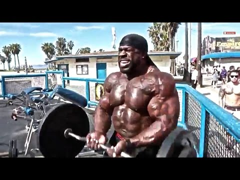 "The Art Of Getting ""BIG BICEPS""  (Crazy Rant)"