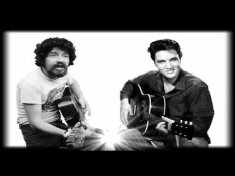Raul Seixas + Elvis Presley = Tukley + Elzyo Silver (Fear Of The Rain-Medo da Chuva)