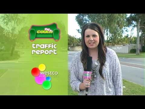 The Couch Traffic Update with Vanessa Gaspar