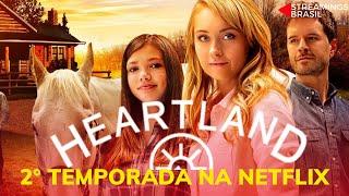 Serie de cavalo heartland