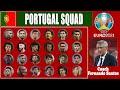 DAFTAR PEMAIN PORTUGAL UNTUK EURO 2021