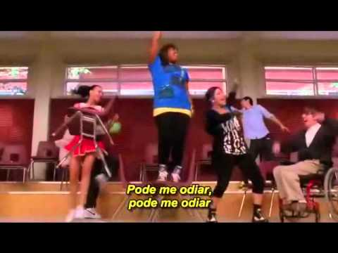 Glee Cast - Hate on Me - Mercedes