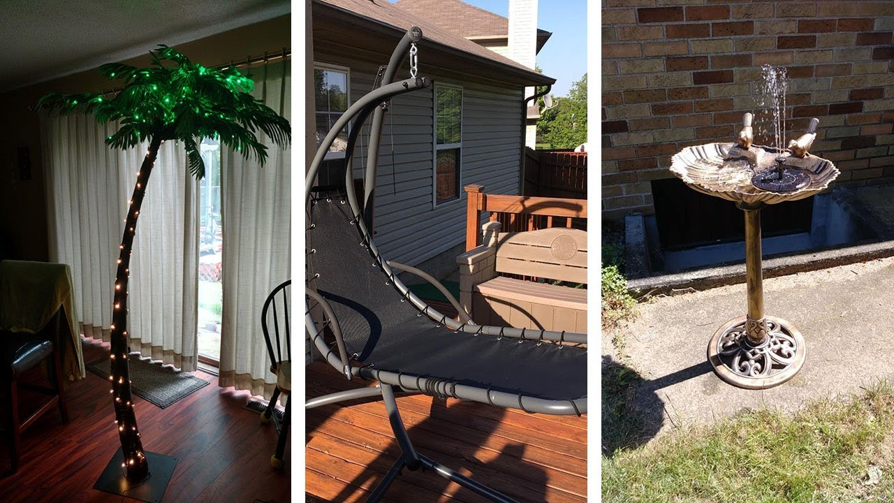 27 Easy Ways To Spruce Up Your Backyard Youtube