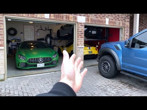 CAR PROBLEMS GARAGE TOUR