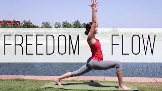 Freedom Flow! Yoga With Adriene