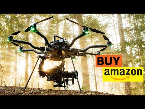 7 Amazing Drones On Amazon – Cool Gadgets You Must See