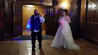 Bride Karaoke - Empire State of Mind - Alicia Keys w Jay Z