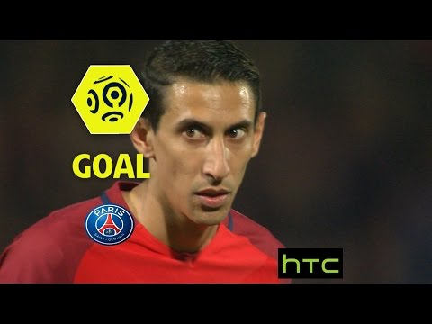 Goal Angel DI MARIA (28') / Angers SCO - Paris Saint-Germain (0-2)/ 2016-17