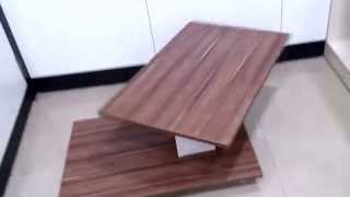 Trendy German  Design, Rotating  Coffee Table  Call Now 9867543644