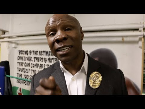 'SHANE McGUIGAN SHOULD TRAIN MY SON' - CHRIS EUBANK SNR *RAW* - ON DeGALE, 'CHEAT' SAUNDERS & GROVES