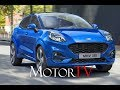 DESIGN : Check Out the All New 2020 FORD PUMA Compact Crossover