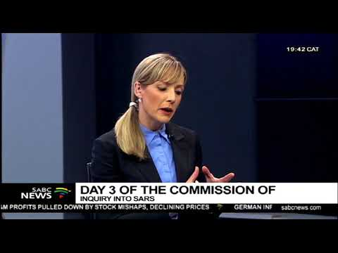 Peter Franck on Day 3 of SARS inquiry