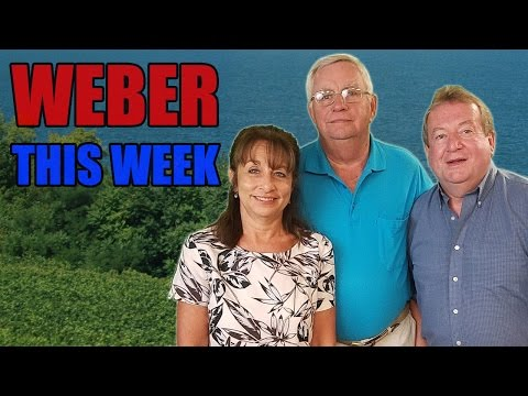Weber This Week: Seneca County Supervisors Lorenzetti & Churchill in-studio LIVE at 9:30 am