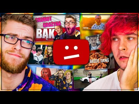 REACTING TO DELETED VIDEOS *