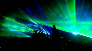 Faithless - Salva Mea (Above & Beyond Remix) - Above & Beyond, Sydney New Year 2014/2015