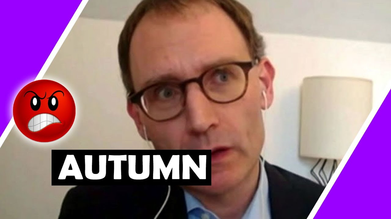 Professor Lockdown Says AUTUMN Now! On BBC / Hugo Talks #lockdown