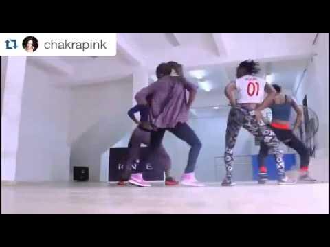 #wette by Faze ft Iyanya dance moves...