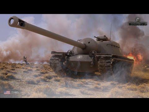 World Of Tanks - T110E3 - The Last Survivor