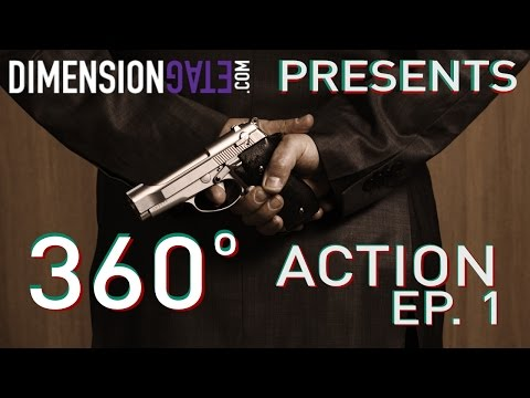 """360° Action Series (Ep.1) - """"Ding Dongs"""" - 360° VIEWING ON IOS/ANDROID YOUTUBE APP & CHROME DESKTOP"""