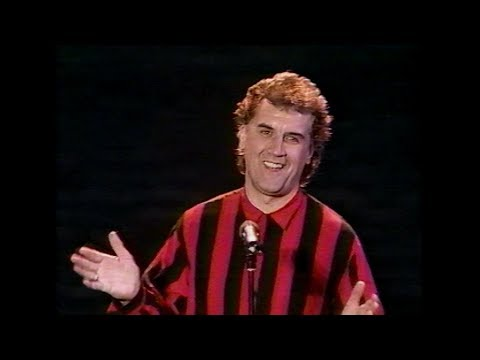 Whoopi Goldberg Presents Billy Connolly - 1989 standup comedy