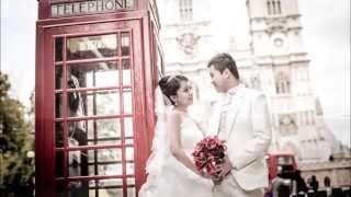 Zayar & Peti's Pre-Wedding Photos in London