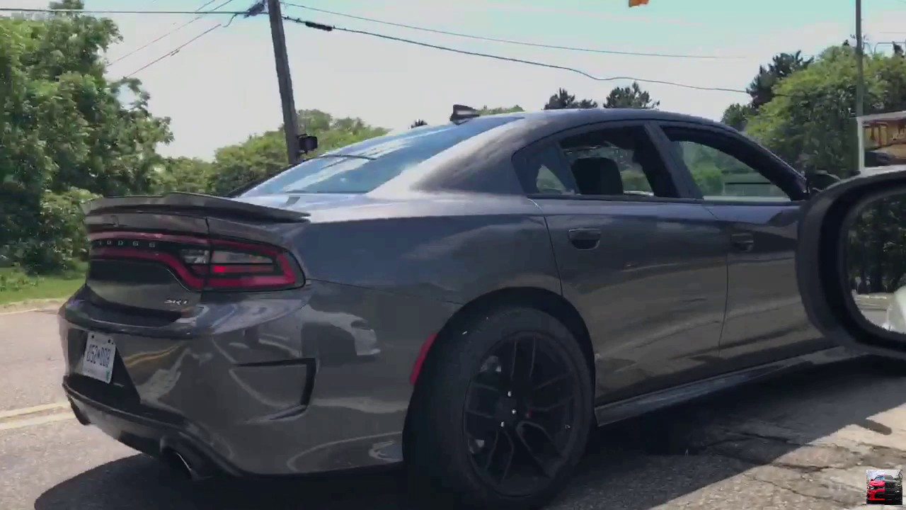 Dodge Charger Widebody Spotted Testing Or Demon Test