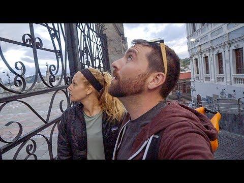 Free Walking Tour In Quito Ecuador | Unesco World Heritage Site