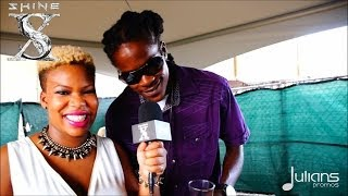 Skinny Banton Interview w. Vivaa @ Shine NY 5/26/14