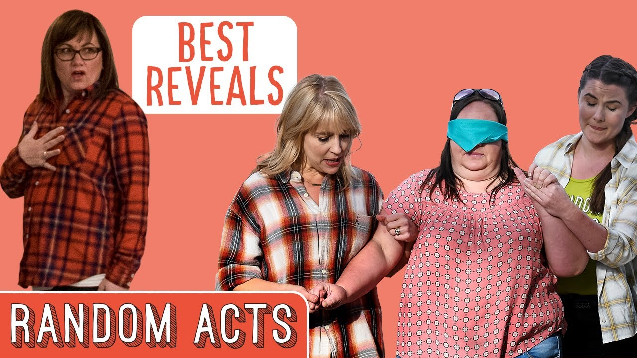 Top Surprise Reveals From Random Acts!