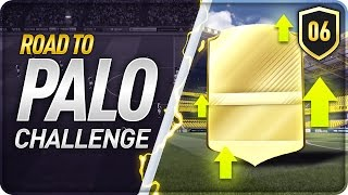 PALO CHALLENGE !!! #6 ALL TEAM UPGRADE [FIFA 17]