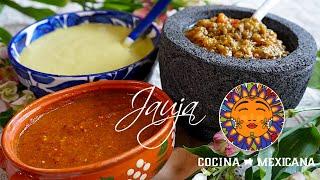 3 Salsas Mexicanas Fáciles para el Grito