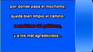 Karaoke El Barba Cerrada Los Dareyes De La Sierra