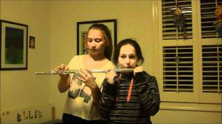 Fun with flutes