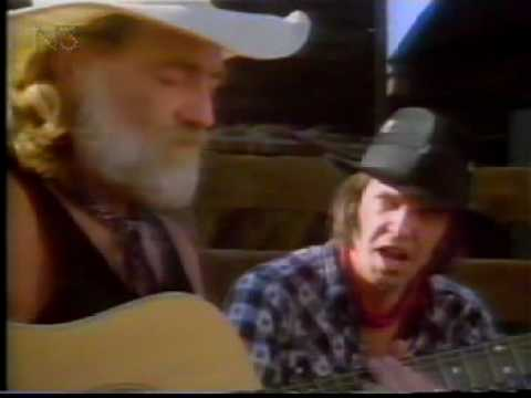 Willie Nelson (& Neil Young) - Working Cowboys