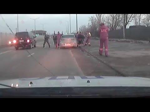 Как в Волгограде задерживали участников перестрелки во Фролово