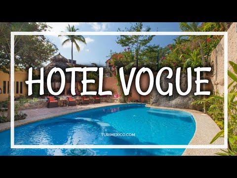 Hotel Vogue en Sayulita