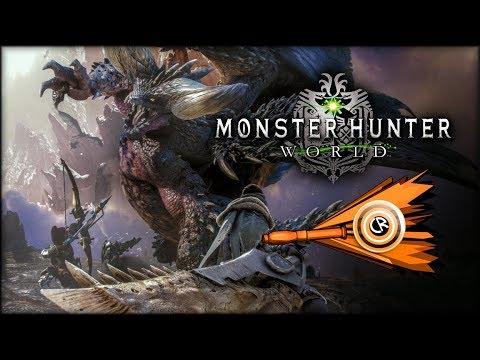 "Monster Hunter World Ep.1 - The ""deadly"" Great Jagras thumbnail"