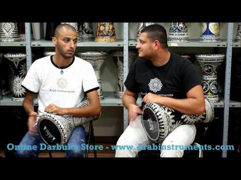 New Generation Darbuka - The Latest Darbuka Design - Darbuka Shop