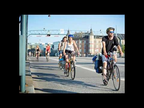 Jesper Pørksen frá Dank Cykeltourisme