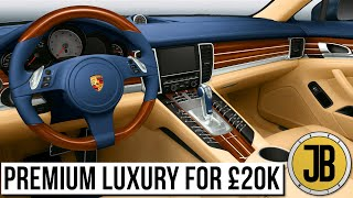 5 More Cheap Luxury Cars That Look Expensive! (Under £20,000)