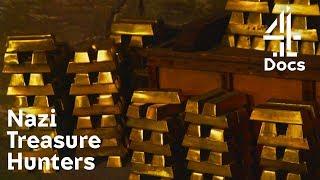 Exploring a Secret Nazi Treasure Hideout | Nazi Treasure Hunters