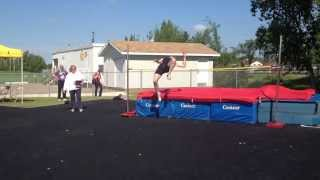 Provincial Summer Games - Athletics High Jump