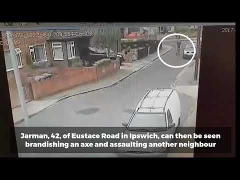 Jail for Ipswich